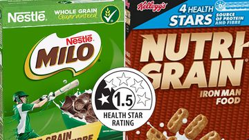 Food health star rating misleads consumers