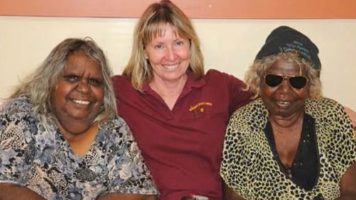 Ms Woodford was a dedicated outback nurse. (Supplied)