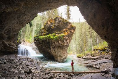 <strong>Johnston Canyon, Banff National Park</strong>