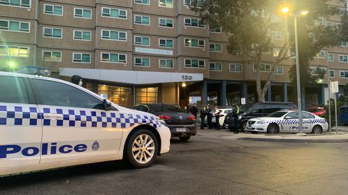 Flemington, Victoria public housing tower under immediate lockdown