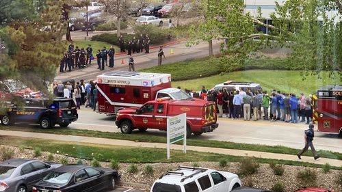 190508 Denver school shooting eight students injured Colorado World News USA