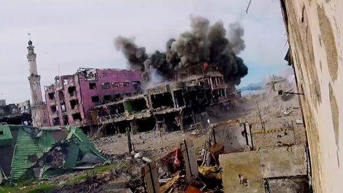 60 Minutes Australian military troops Philippines ISIS threat training Operation Augury Australia terror news World Asia