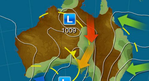 Rain will affect much of the NSW north coast as well as already ravaged areas of Queensland.