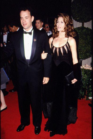 Tom Hanks, Rita Wilson, relationship timeline, Oscars