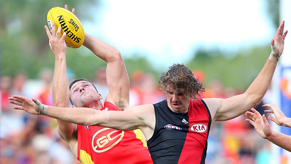 Suns get rocket despite win over Bombers