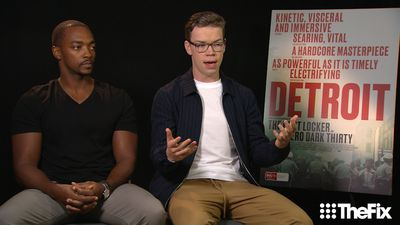 Will Poulter defends Detroit director Kathryn Bigelow and 'the dismantling of white privilege'