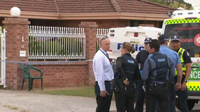 Man shot dead by police after 'domestic' incident at Perth home