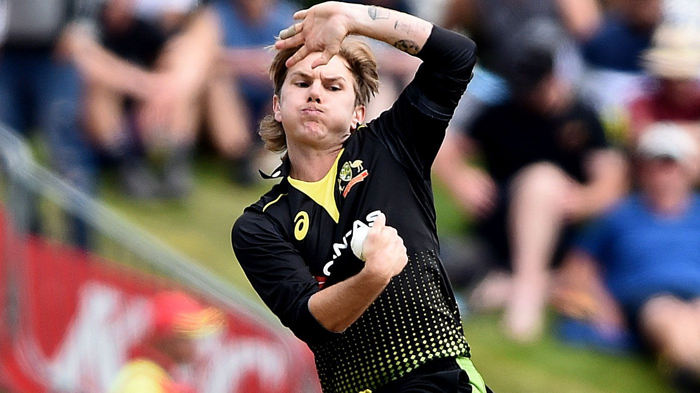 Adam Zampa. (Getty)