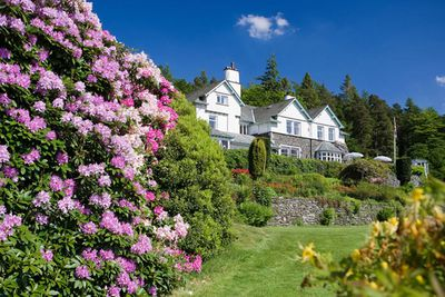 England guest accommodation of the year: Lindeth Fell Country House – Winderemere, Cumbria