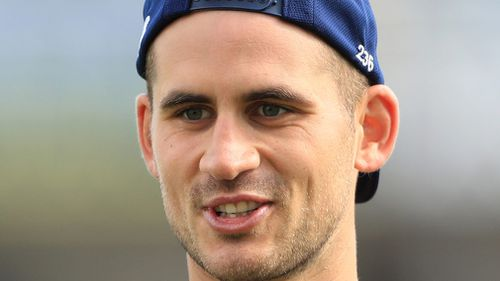 Teammate Alex Hales was with Ben Stokes in Bristol at the time of the incident. (AAP)