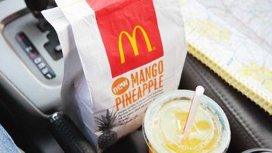McDonald's plastic straw petition