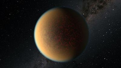 Exoplanet GJ 1132 B