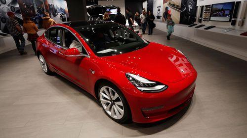 Tesla delivers Model 3 Standard Range Electric Vehicle for the masses