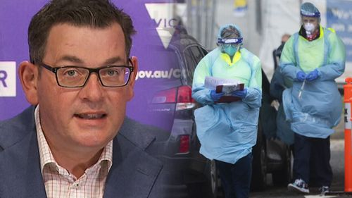 Coronavirus Victoria: State set to announce record number of new cases