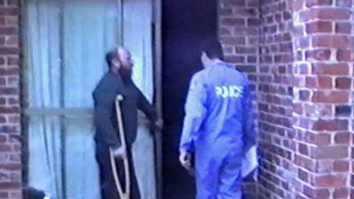 Police video from 1999, shot just weeks after Hayley was murdered.