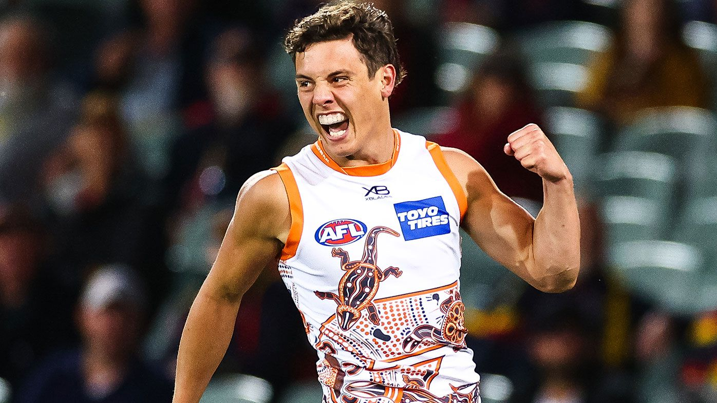 Jye Caldwell to depart GWS for Essendon