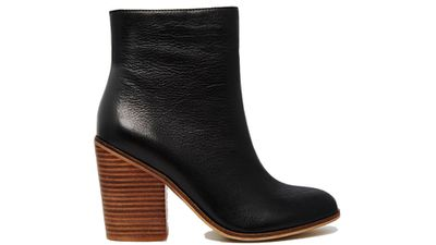 """<a href=""""http://www.asos.com/au/River-Island/River-Island-Leather-Stacked-Heeled-Boots/Prod/pgeproduct.aspx?iid=4970748&amp;cid=4172&amp;sh=0&amp;pge=3&amp;pgesize=204&amp;sort=-1&amp;clr=Black&amp;totalstyles=1573&amp;gridsize=3""""> Stacked Heel Boot, $137, River Island</a>"""