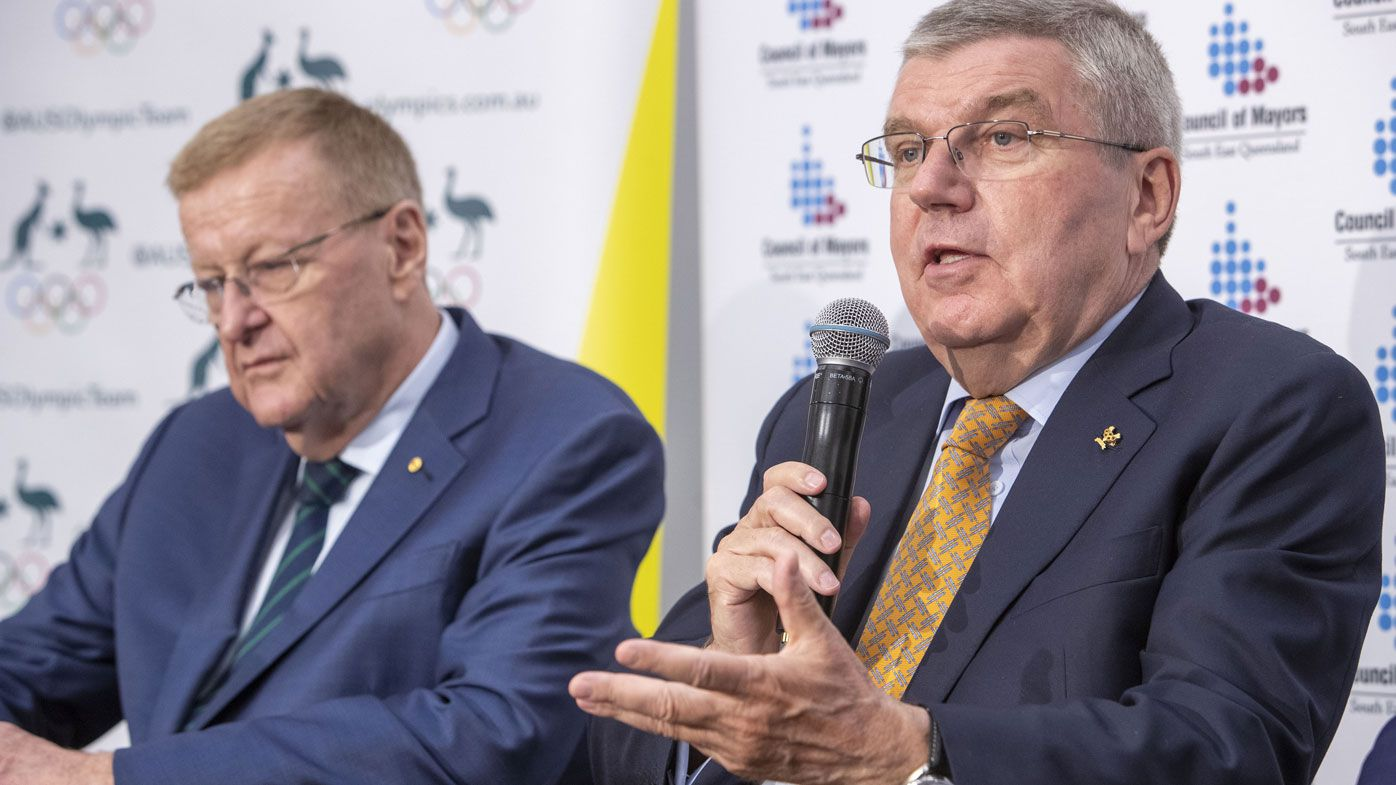 Olympics delay about saving lives, says IOC president Thomas Bach after postponement