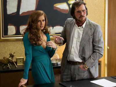 <strong>Best Actor in a Motion Picture - Musical or Comedy: Christian Bale, <em>American Hustle</em></strong> <p> Will Christian Bale walk away with a Golden Globe next year? It' looks like he's in with a decent chance!<br/><p><br/><strong>Here's the full list in the category:</strong><br/>Christian Bale - <em>American Hustle</em><br/>Bruce Dern - <em>Nebraska</em><br/>Leonardo DiCaprio - <em> The Wolf of Wall Street</em><br/>Oscar Isaac - <em>Inside Llewyn Davis</em><br/>Joaquin Phoenix - <em>Her</em>
