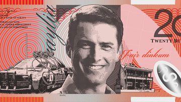 Melbourne artist redesigns our cash for modern Australia