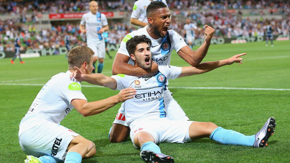 City reign as A-League kings of Melbourne