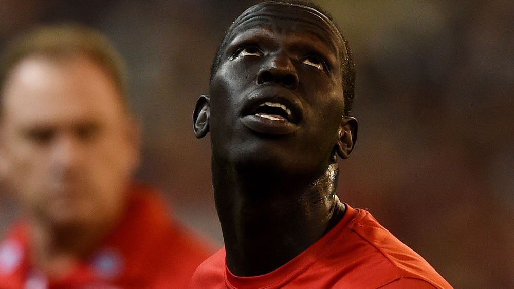Swans' Aliir a chance for AFL grand final