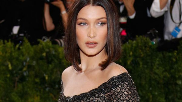 Bella Hadid is The Body. Image: Getty