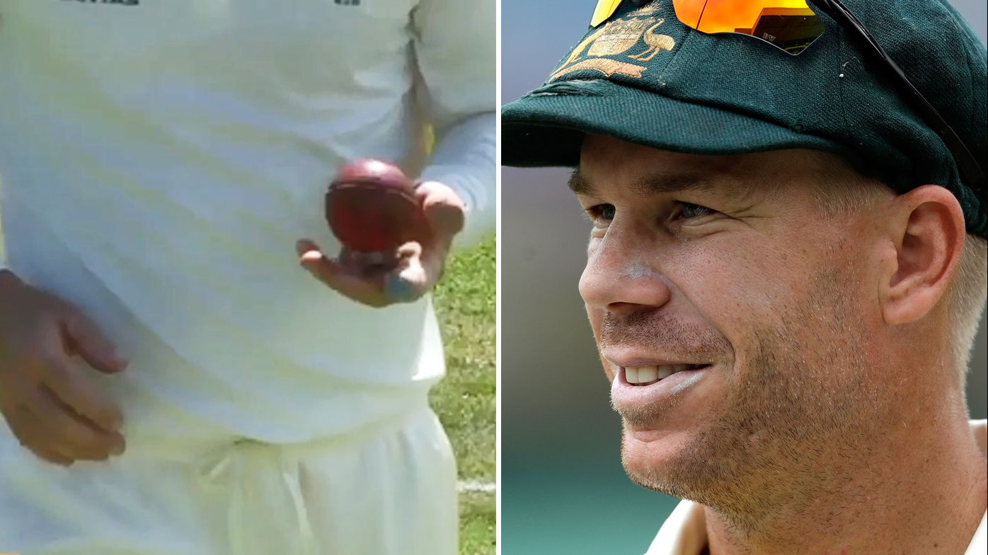 Cricket David Warner faces complaints over hand taping while fielding against South Africa