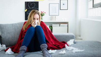 What to eat when you're sick, according to a nutritionist