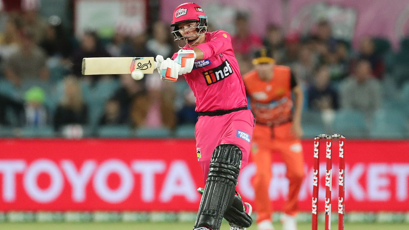 Sydney Sixers star Josh Philippe wins BBL10 player of the tournament award