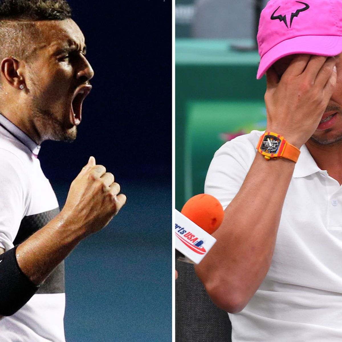 Nick Kyrgios News Rafael Nadal Clarifies Mexican Open Comments