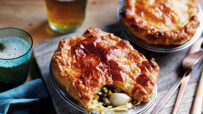 #185 Scallop pie in Tasmania, Australia