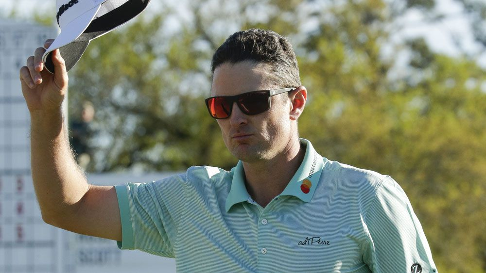 England's Justin Rose will take some beating in the final round. (AAP)