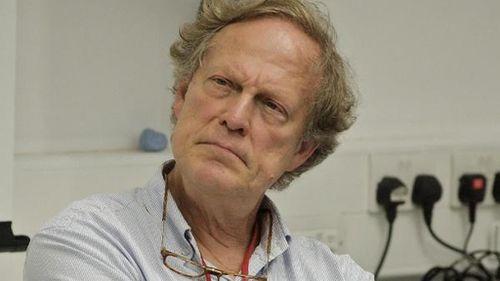 WikiLeaks director Gavin MacFadyen dies after lung cancer battle