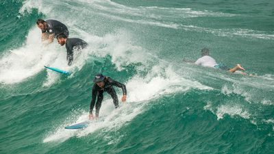 Surfers to be banned from North Bondi Beach under plan