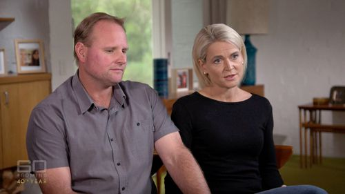 Sean and Liz Whelan, Picture: 60 Minutes