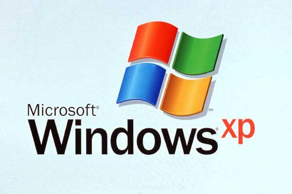 Windows XP start screen