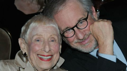 Hollywood director Steven Spielberg's mum passed away Tuesday in Los Angeles at age 97.
