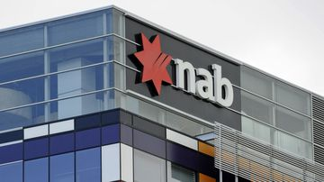 The National Australia Bank head office in Melbourne, Friday, Sept. 7, 2012. (AAP Image/Julian Smith)