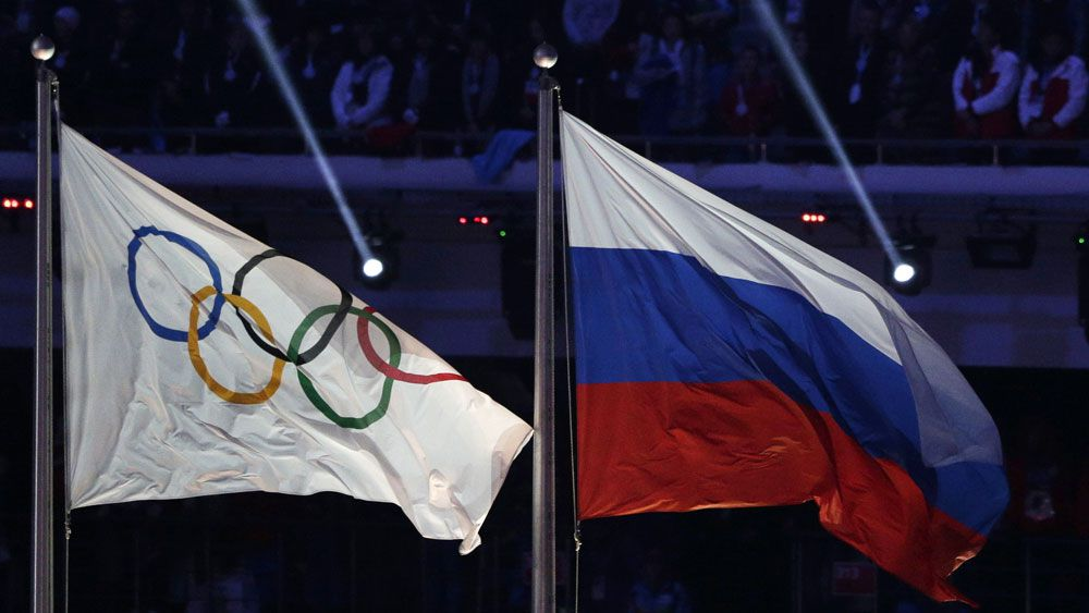 Australian condemnation of Russian doping
