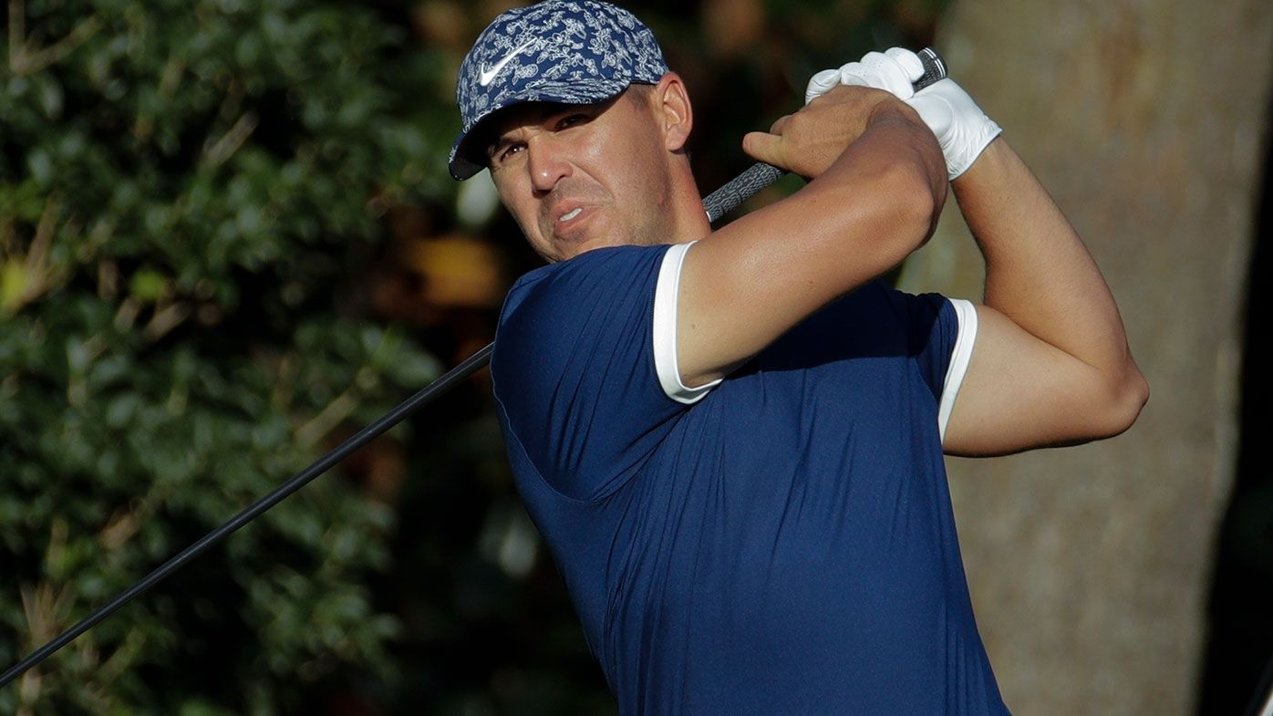 Brooks Koepka's perfect response to weight loss critics as he leads Masters