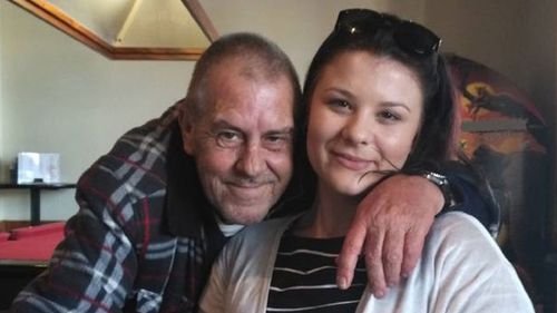 David Saunders suffered at least six blows to the head and two stab wounds in the attack south of Adelaide in February last year.