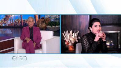 Priyanka Chopra Ellen DeGeneres Show