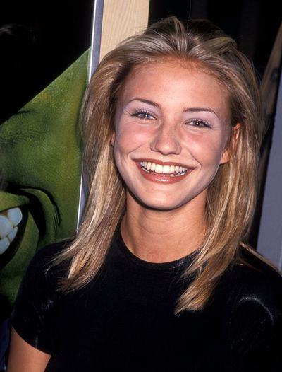 Cameron Diaz at the 13th Annual Video Software Dealers Association in Law Vegas, July, 1994