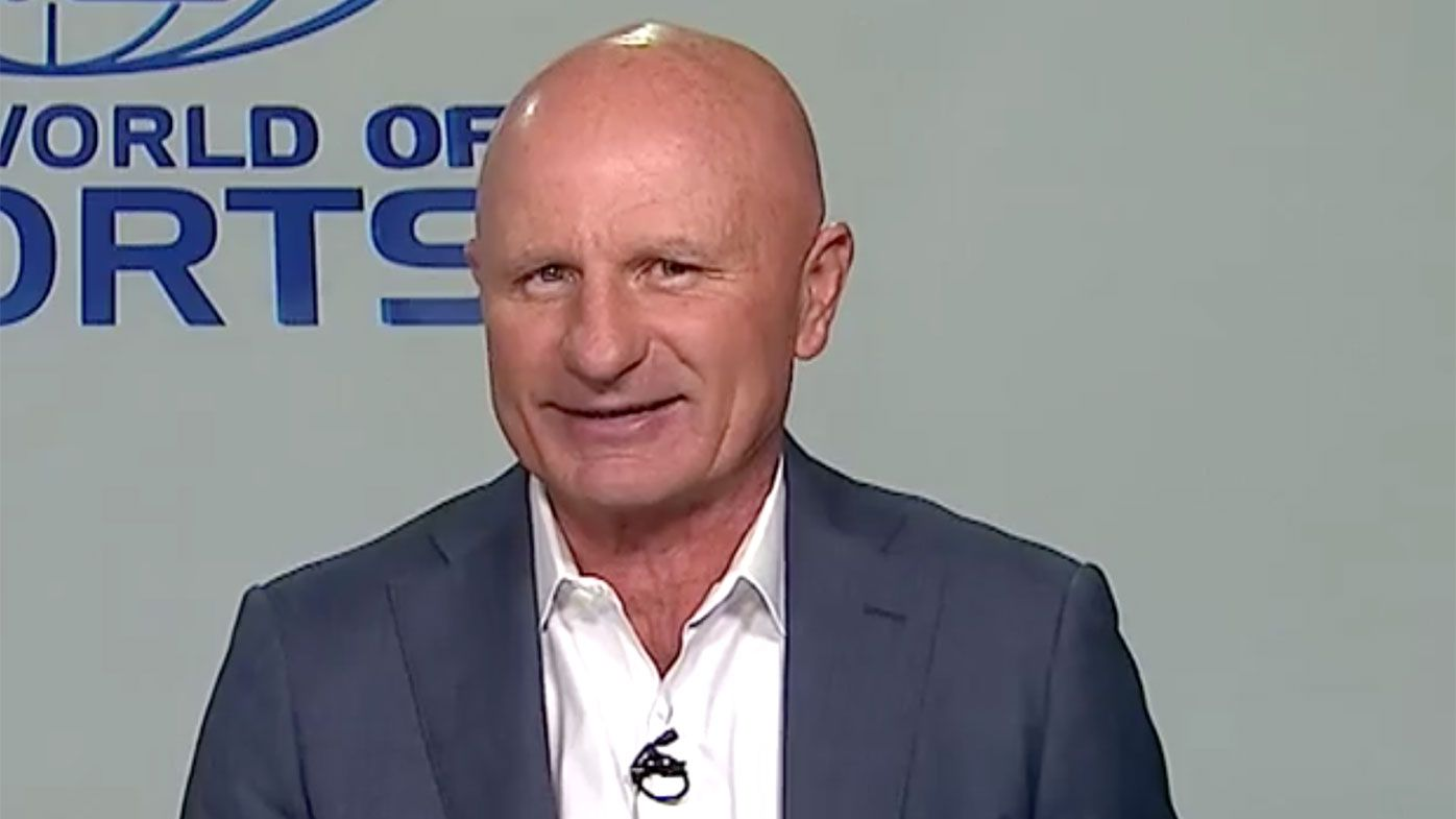 Sterlo revives rugby league history with 'Freeze it there'