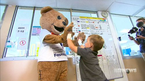 Staff and patients said farewell to the Princess Margaret Hospital. (9NEWS)