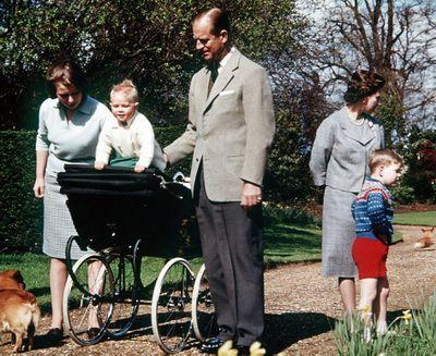 Prince Edward, 10 March 1964