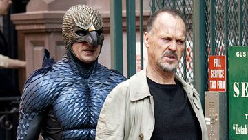 Michael Keaton in Birdman. (Supplied)