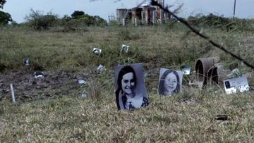 Bodies of 'surfer girls' with striking similarities dumped along notorious I-45 highway.