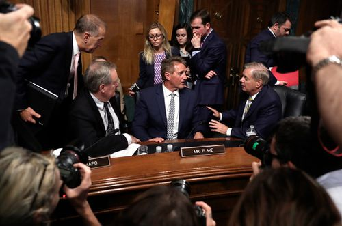 Four in 10 Americans believe sexual misconduct allegations against US Supreme Court nominee Brett Kavanaugh, according to a Reuters/Ipsos poll that has split largely along party lines.